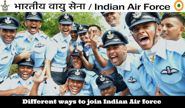 join indian airfoce, bhartiya vayu sena, x-y group, IAF Recruitment 2019, Last date of IAF 2019