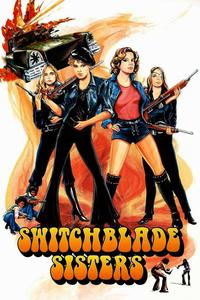 Poster Switchblade Sisters