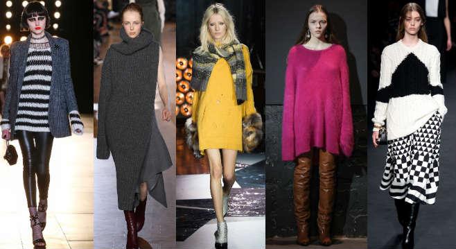 Модное вязание 2017