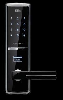 Khóa điện tử Samsung có tính bảo mật và tối ưu hóa cao