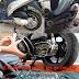 Làm nồi xe tay ga giúp tiết kiệm xăng cho xe máy