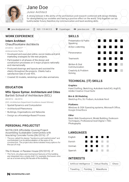 How To Create a Professional Resume? 6