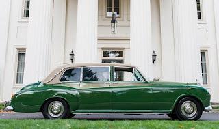 Rolls Royce Phantom VI Limousine Side