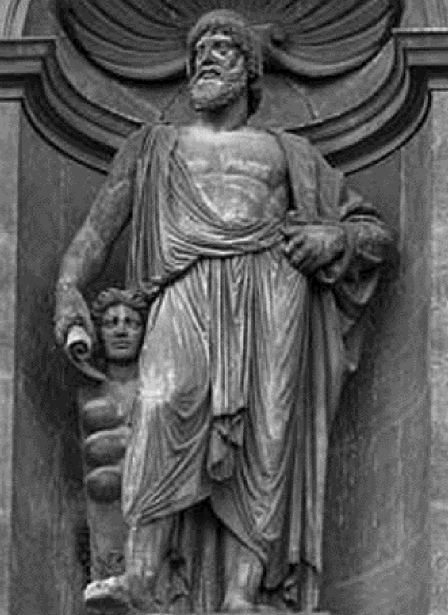 travel Greece: Peisistratus the Athenian Tyrant