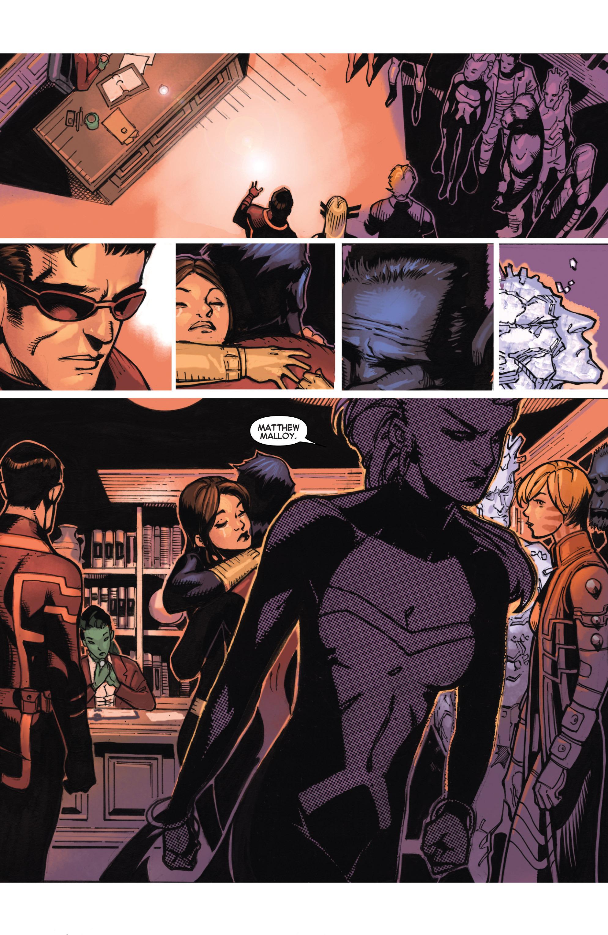 Read online Uncanny X-Men (2013) comic -  Issue #25 - 26
