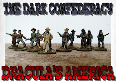 The Dark Confederacy for Dracula's America
