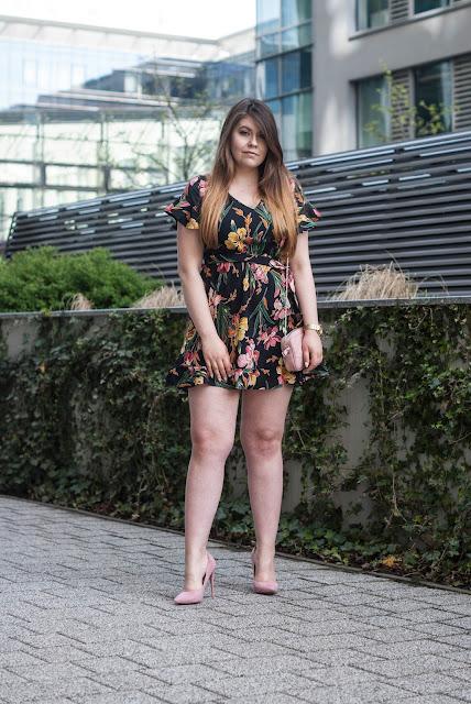 Sukienka letnia stylizacja 2018