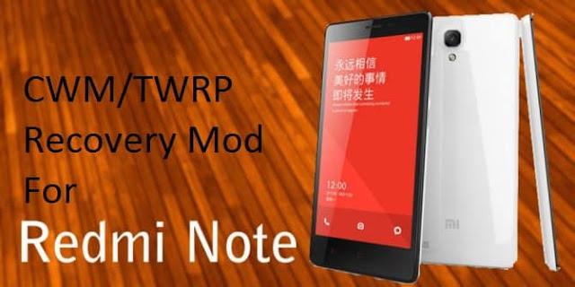 Bakalan Nyesel Kalau Xiaomi Redmi Note 3G Kamu Belum Dipasang Custom TWRP Philz Ini: Ini Tutorial Caranya