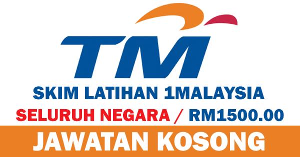 SKIM LATIHAN 1 MALAYSIA TM SELURUH NEGARA