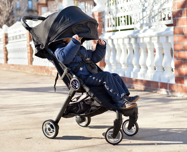 Baby Jogger City Tour compact stroller review