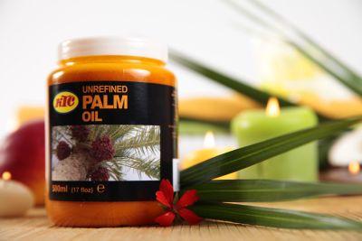 Oaza Długich Włosów Olej Palmowy