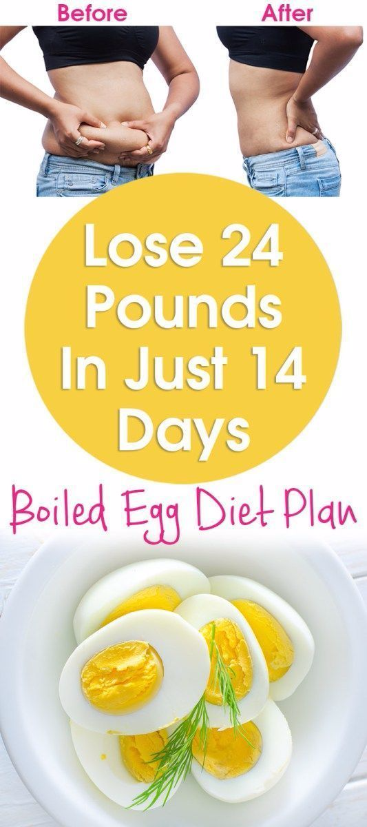 TRY THIS DIET WITH BOILED EGGS, YOU WILL LOSE 10 KG FOR 14 DAYS AND FOR THE NEW YEAR WILL LOOK AWESOME!