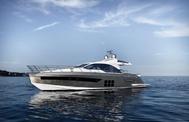 Azimut Yachts al Cannes Yachting Festival 2018