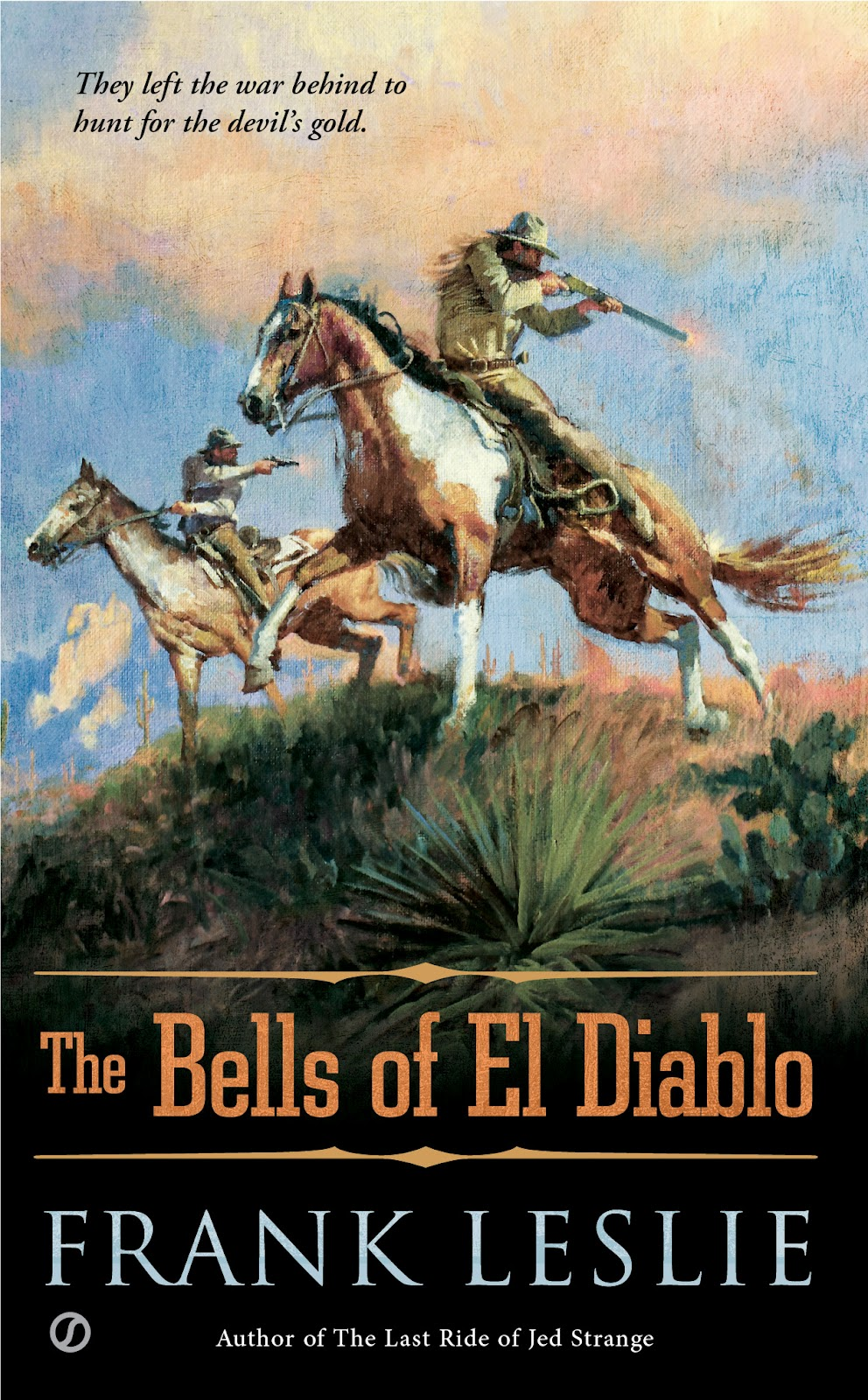 Writing For The Brand Cover Preview The Bells Of El Diablo border=