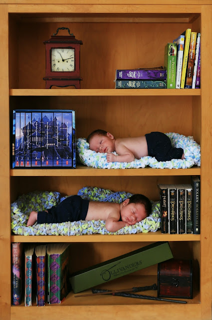 Pensacola_newborn_photographer_baby_newborns_twins_fandom_Harry_Potter_Lord_of_the_Rings
