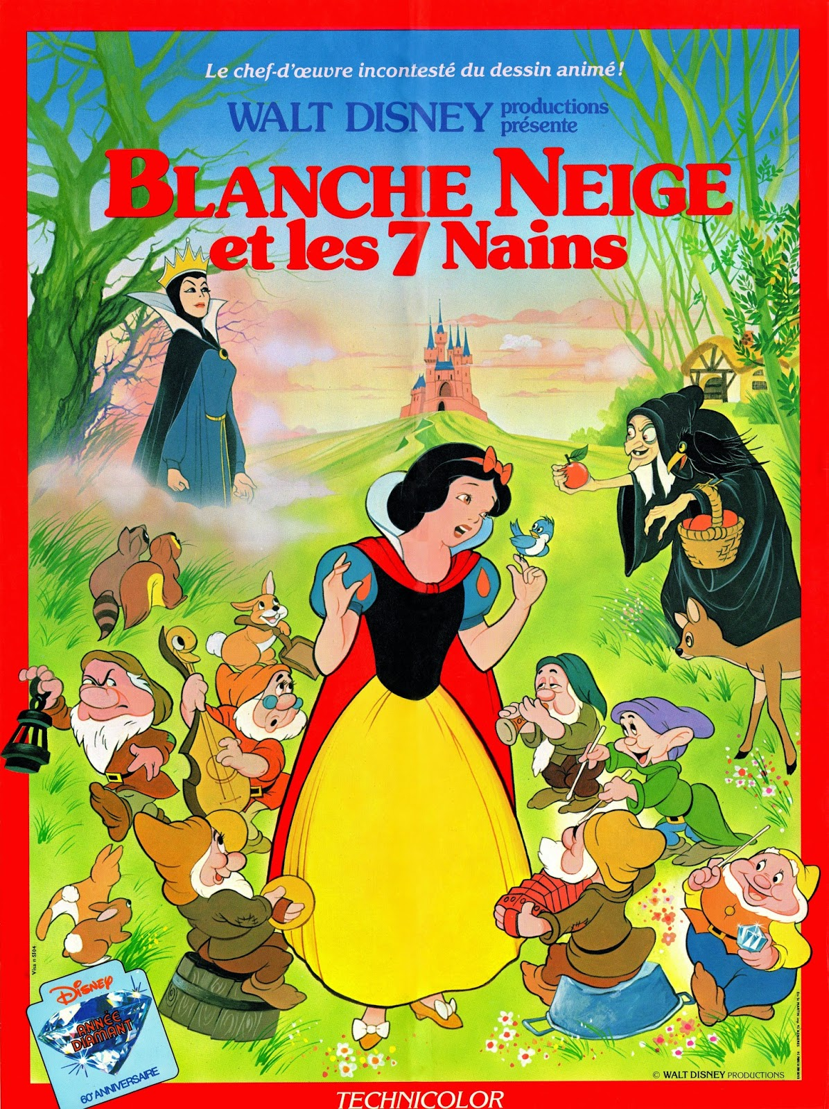 A Lost Film: Snow White in France  Chapter 5: 1983 - 1987