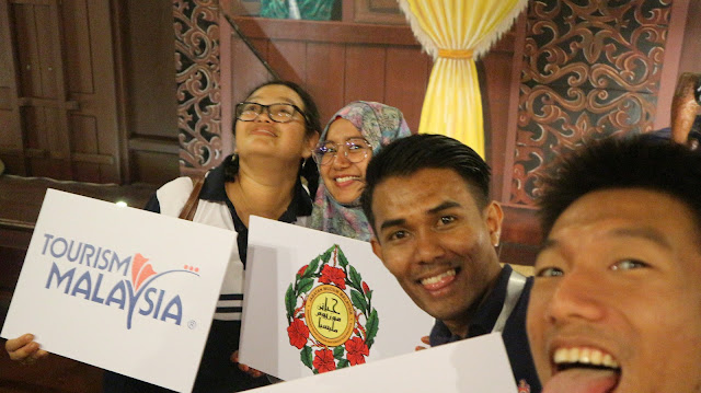 Exclusive Media Trip - International Muzium 2018 by Tourism Malaysia and Department of Museum Malaysia ( Day 2 ) - 24 July 2018