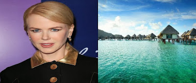 Favorite holiday destinations of Hollywood movie stars
