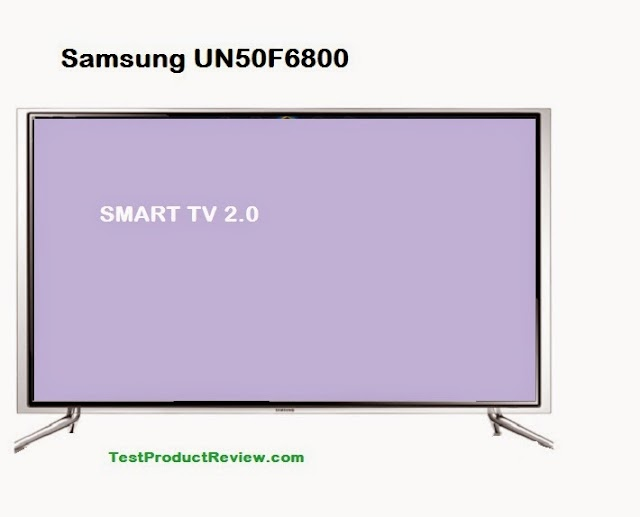 Samsung UN50F6800 50 inch Smart TV