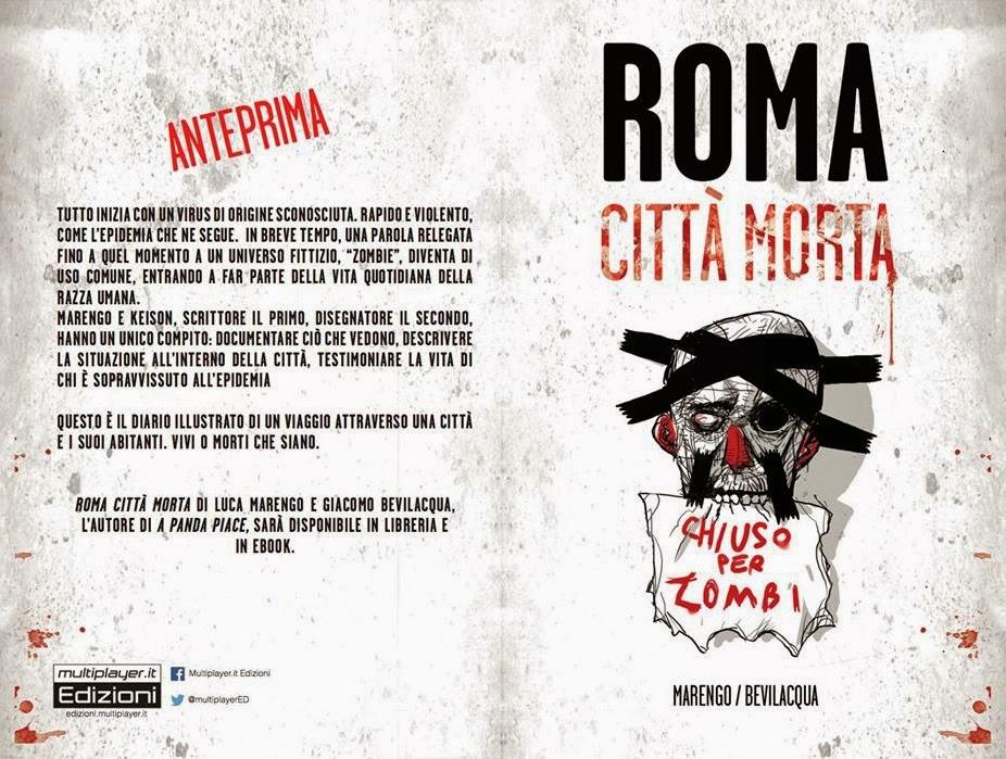 Roma Città Morta (Giacomo Bevilacqua e Luca Marengo)