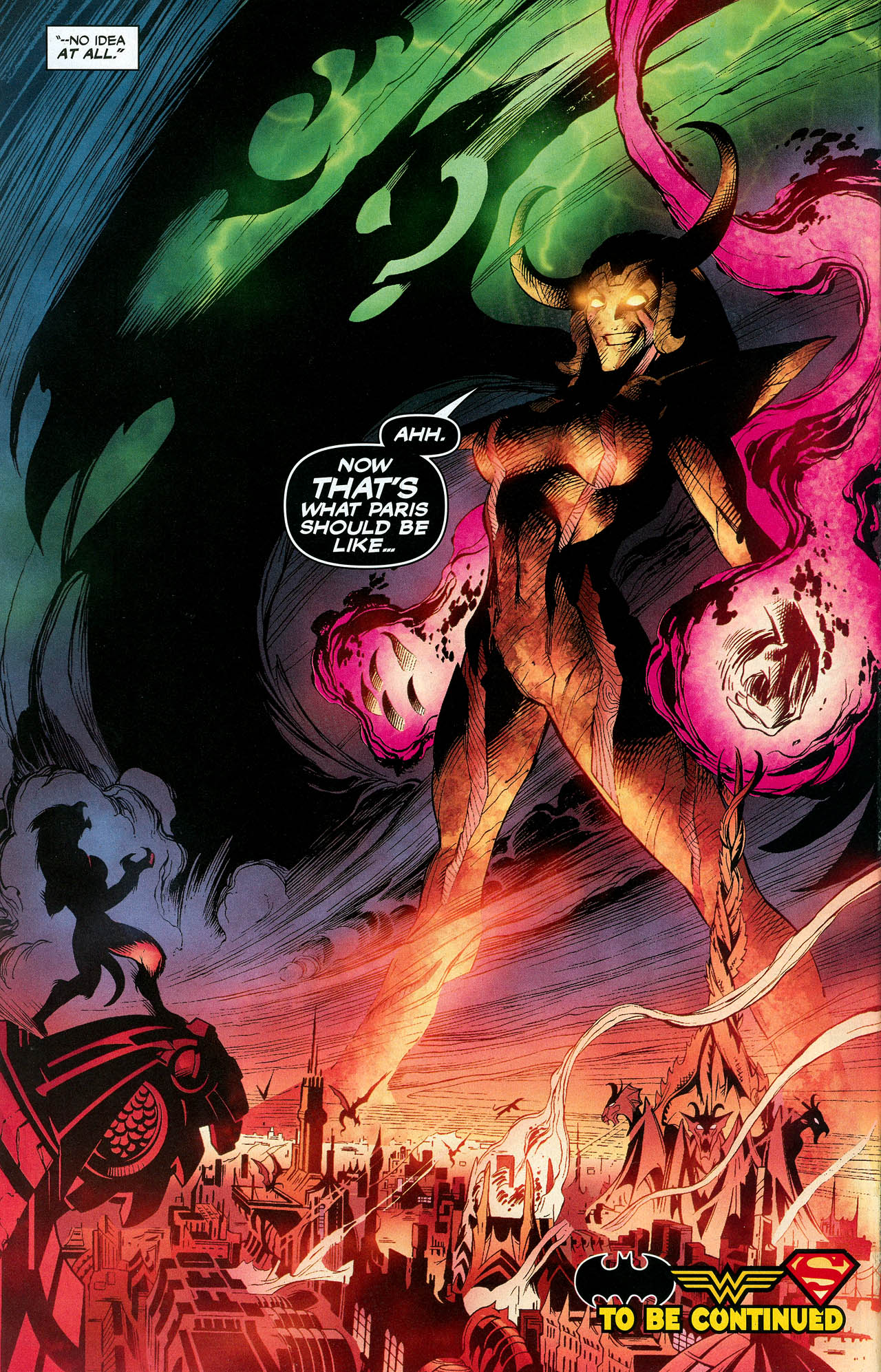 Read online Trinity (2008) comic -  Issue #23 - 14