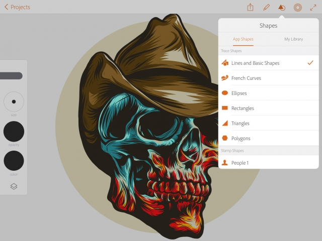 Programas vectoriales alternativos a Adobe Illustrator draw