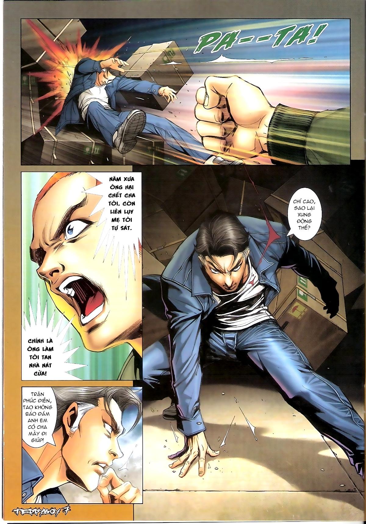 Người Trong Giang Hồ - Chapter 1359: Mắt thấy làm bằng - Pic 5