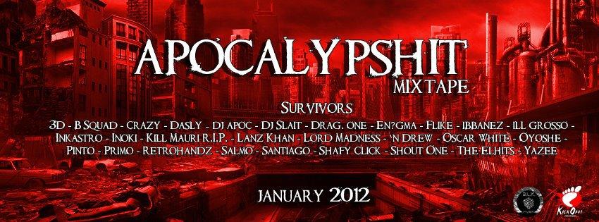 apocalypshit mixtape