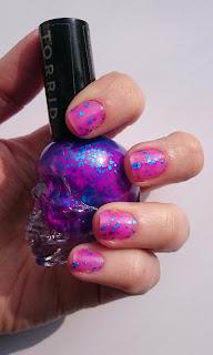 Torrid Glitter Skill Nail Varnish