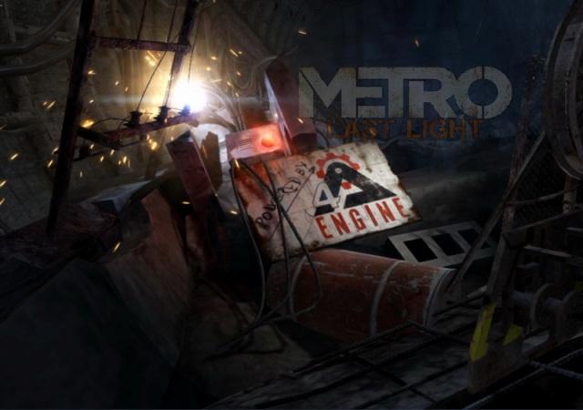 Metro Last Light Redux Free Download PC Games