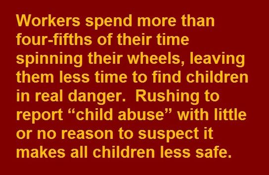 NCCPR Child Welfare Blog: April 2018