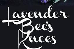 Bee's Knees Cocktails Lavender