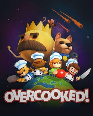 Overcooked Gourmet Edition PC Full Español