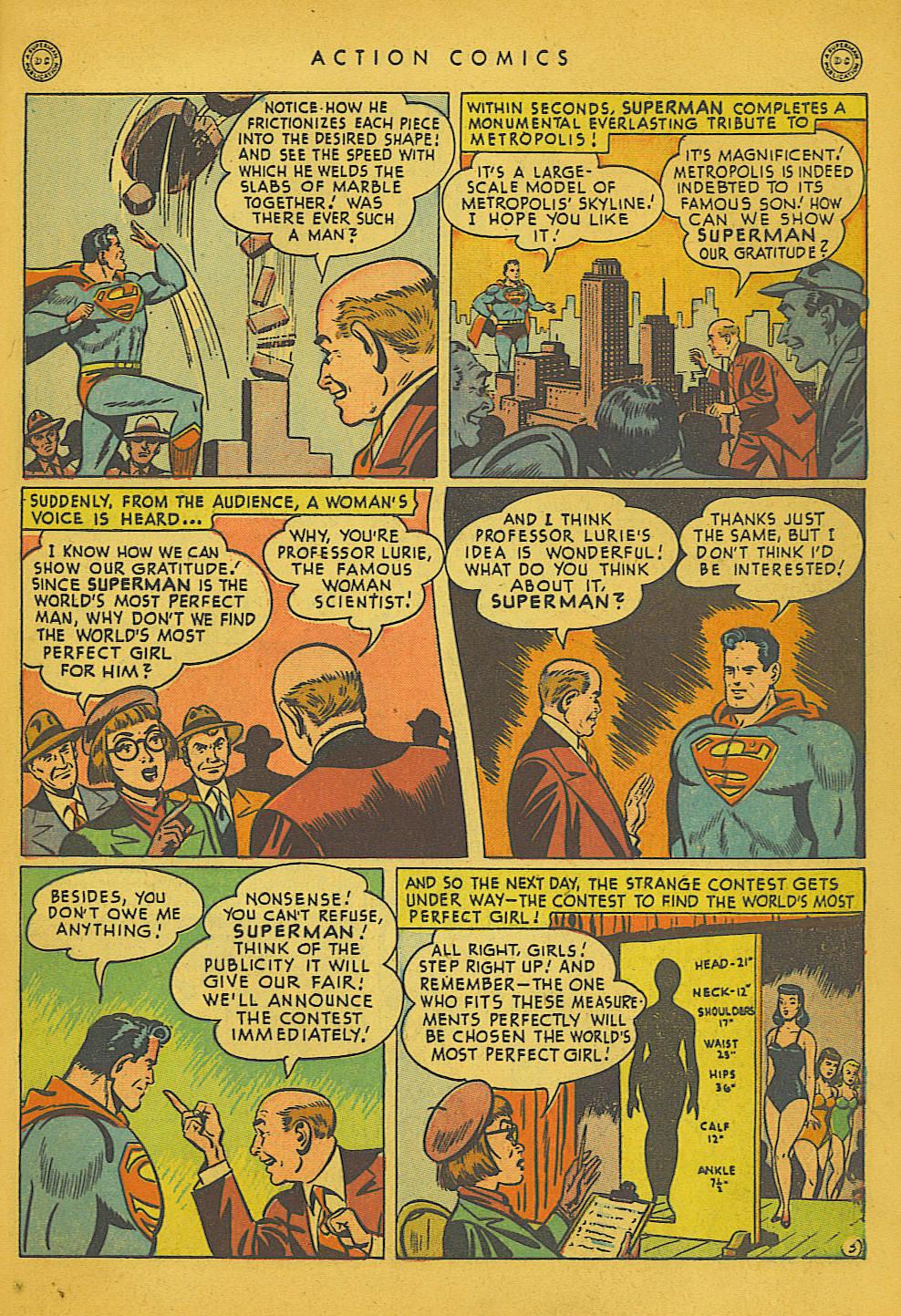 Action Comics (1938) 133 Page 3