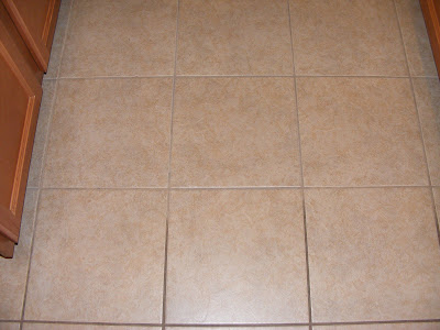 Amazing Grout Cleaner - Easiest way to mop tile floors