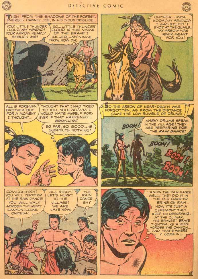 Detective Comics (1937) 153 Page 42