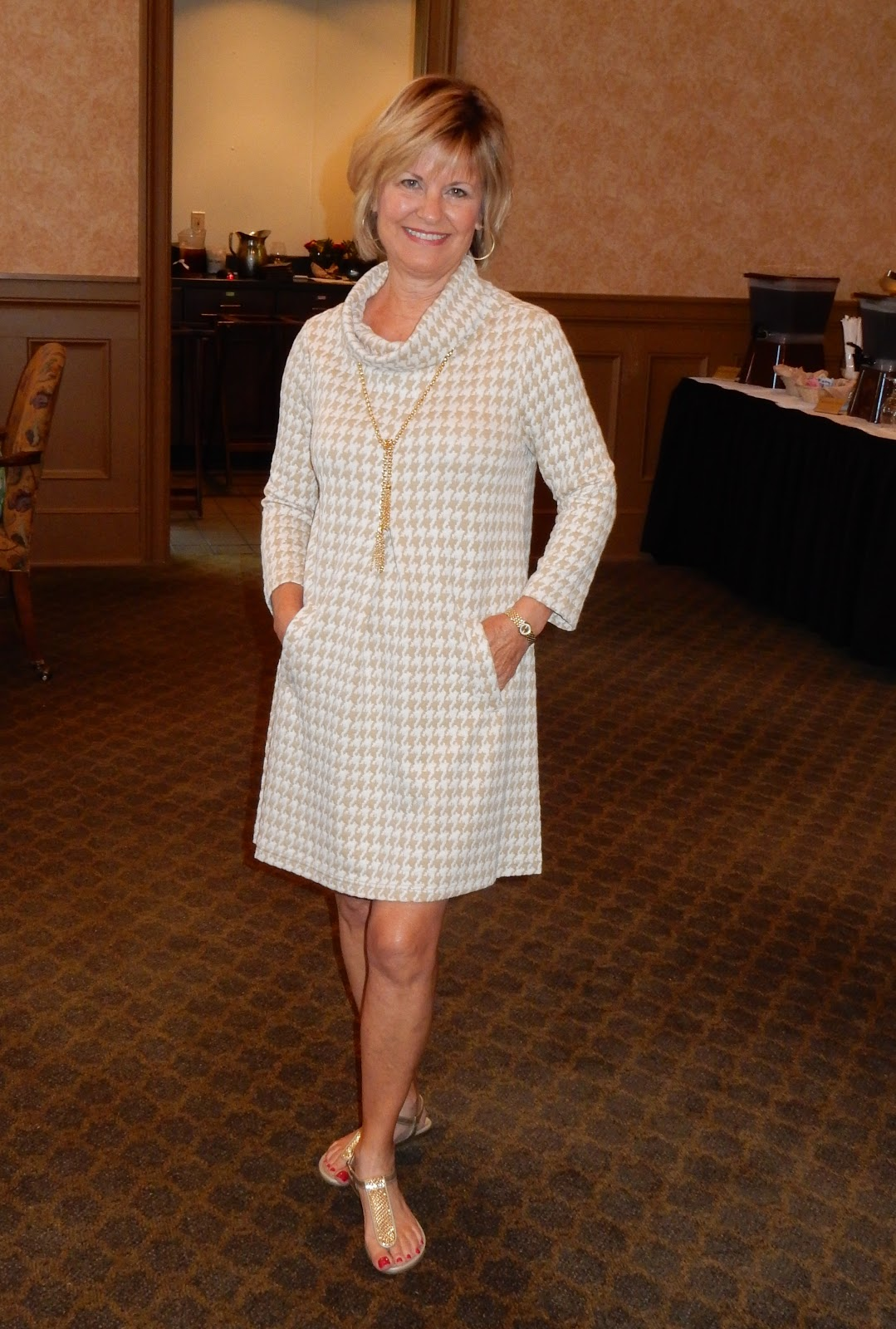 Fifty Not Frumpy Fashion Show For Monkees