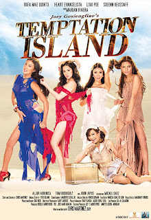 Four beauty pageant contestants, who are vying for the coveted title of Miss Manila Sunshine, set sail on a yacht.