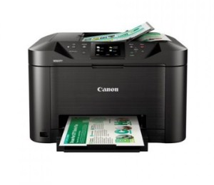 Canon MAXIFY MB5140 Driver and User Manual Download