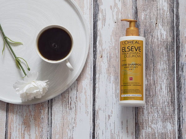 235. Recenzja - Low Shampoo krem myjący 3 w 1
