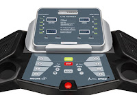3G Cardio Lite Runner's console, image