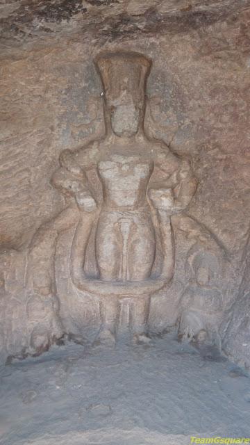 Vamana, Udaygiri Caves