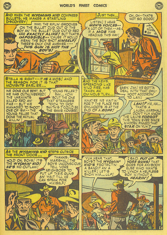 Read online World's Finest Comics comic -  Issue #49 - 44
