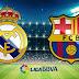 مباراة ريال مدريد وبرشلونة انتهت المباراة بفوز  برشلونة  3-2