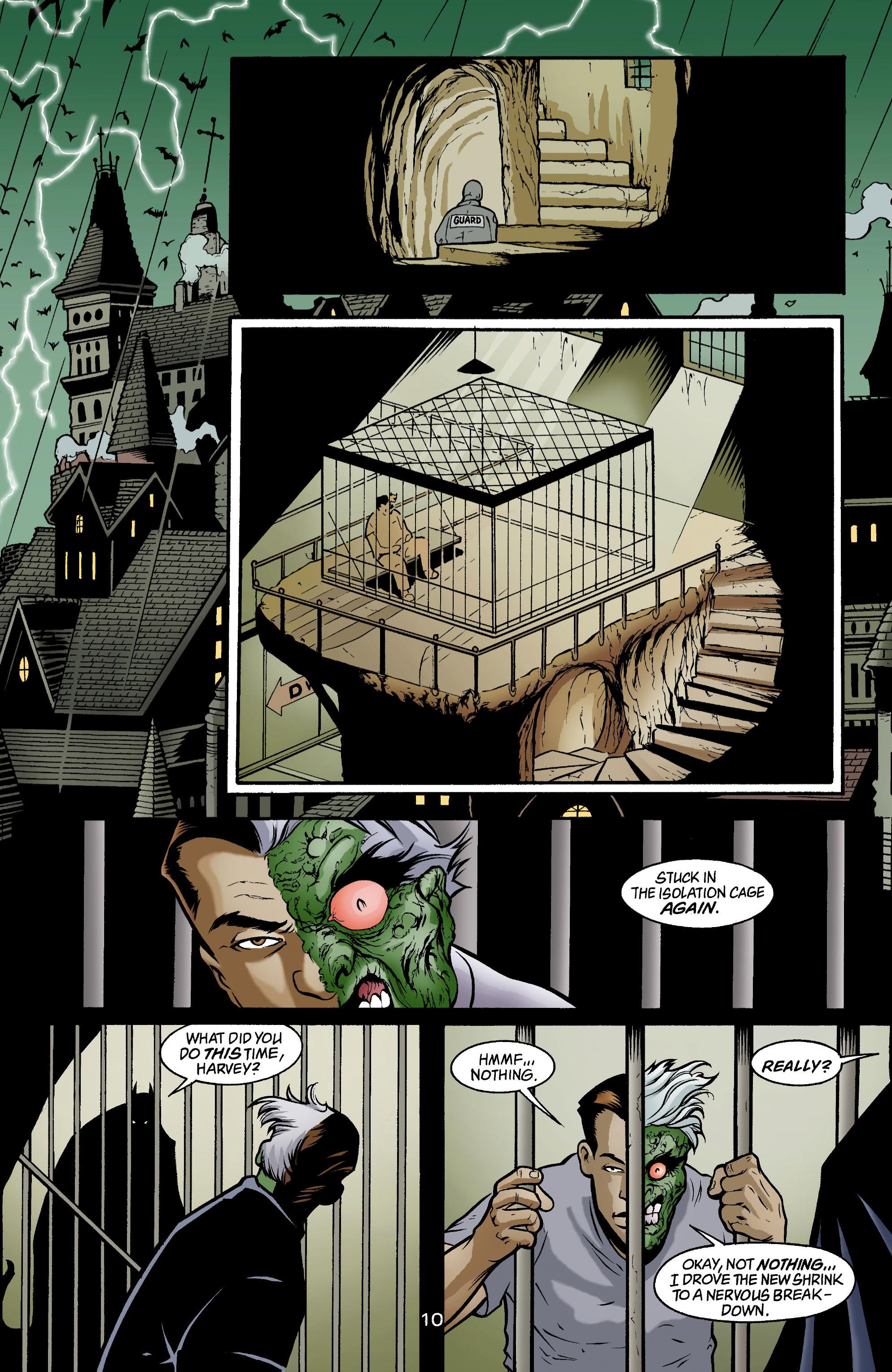 Detective Comics (1937) 778 Page 10