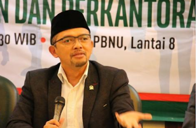 Ketua LD PBNU KH Maman Imanul Haq