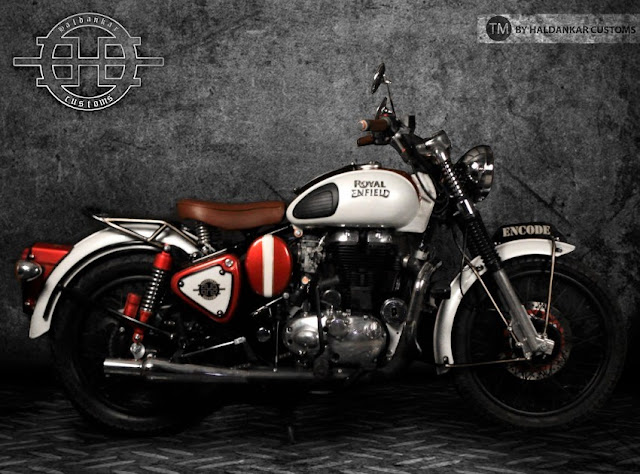 classic 500 encode by haldankar customs