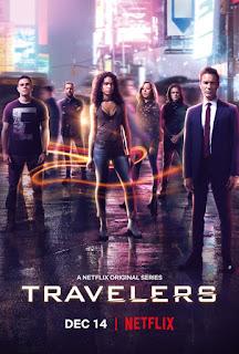 Tercera temporada de Travelers