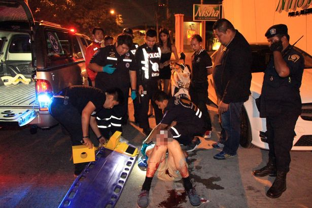 PAY-Brit-tourist-covered-in-blood-outside-Thai-bar-where-prostitutes-frolicked-in-hot-tub-in-sex-capita