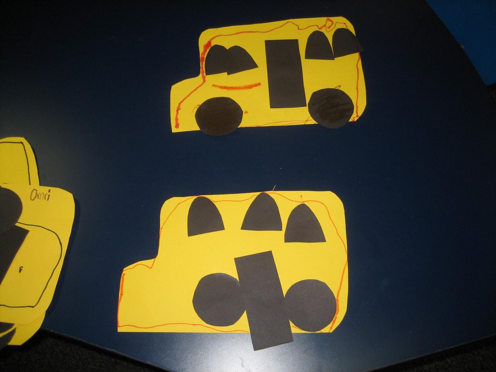 Ramblings Of A Preschool Teacher The Wheels On The Bus